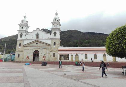 iglesia choachi